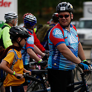 June 19, 2015 - Maine : Day 1. Scenes from the 31st Annual Trek Across Maine, a fundraiser of the American Lung Association.