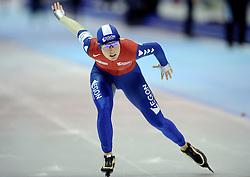 23-02-2008 SCHAATSEN: FINALE ISU WORLD CUP: HEERENVEEN<br /> Diane Valkenburg<br /> ©2008-WWW.FOTOHOOGENDOORN.NL