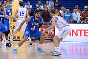 DESCRIZIONE : Berlino Eurobasket 2015 Islanda Italia<br /> GIOCATORE : Alessandro Gentile<br /> CATEGORIA : difesa<br /> SQUADRA : Italia<br /> EVENTO : Eurobasket 2015<br /> GARA : Islanda Italia<br /> DATA : 06/09/2015<br /> SPORT : Pallacanestro<br /> AUTORE : Agenzia Ciamillo&shy;Castoria/M.Longo<br /> Galleria : Eurobasket 2015<br /> Fotonotizia : Berlino Eurobasket 2015 Islanda Italia