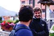 Matteo Cirelli<br /> Raduno Nazionale Maschile Senior<br /> Autografi con tifosi<br /> Folgaria, 27/07/2017<br /> Foto Ciamillo-Castoria/ M. Brondi