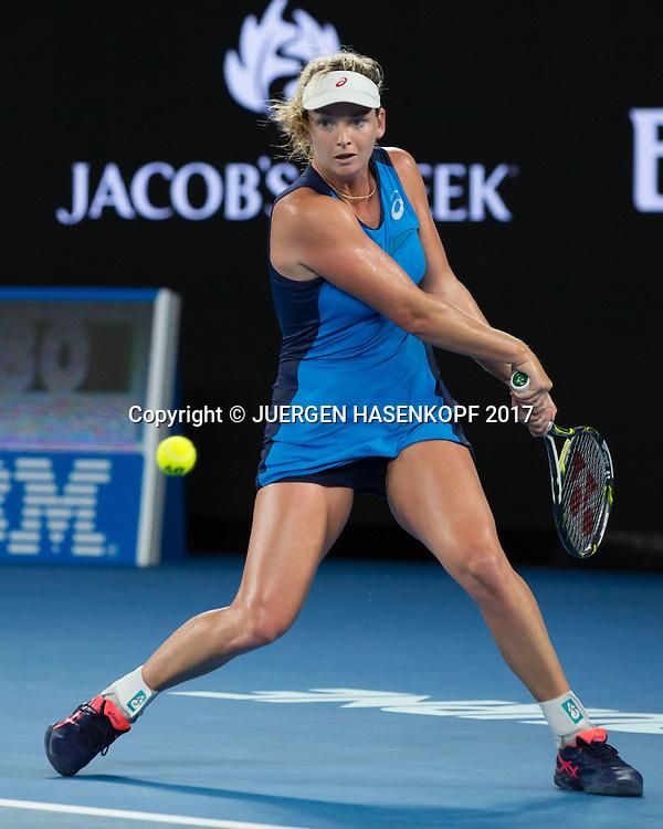 COCO VANDEWEGHE (USA)<br /> <br /> Australian Open 2017 -  Melbourne  Park - Melbourne - Victoria - Australia  - 22/01/2017.