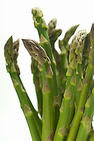 Asparagus, close-up