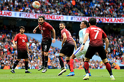 Secuk Inan of Turkey in action - Mandatory byline: Matt McNulty/JMP - 07966386802 - 22/05/2016 - FOOTBALL - Etihad Stadium -Manchester,England - England v Turkey - International Friendly