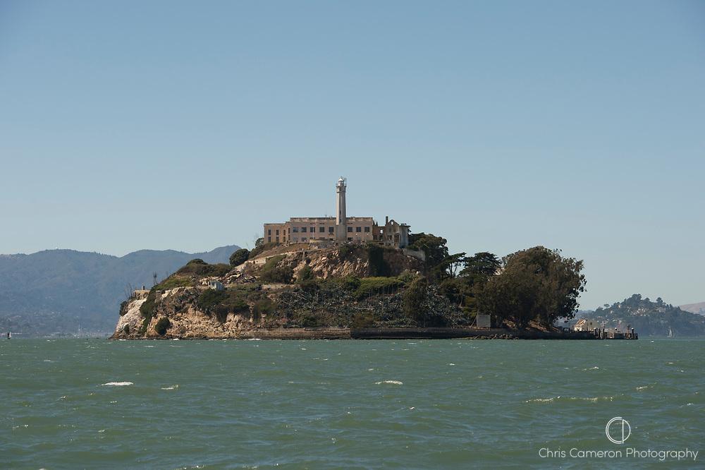 Alcatraz, San Francisco, California.USA