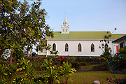 St. Benedicts Painted Church, 1899,  Captain Cook, Island of Hawaii