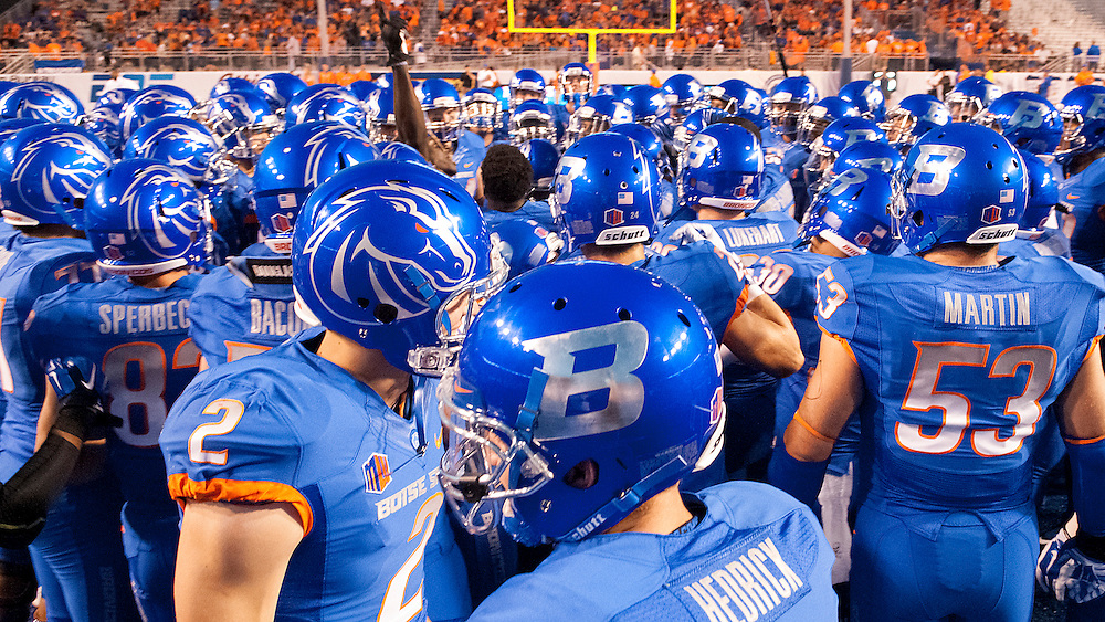 Boise State Football vs. Louisiana-Lafayette Ragin' Cajuns, John Kelly photo
