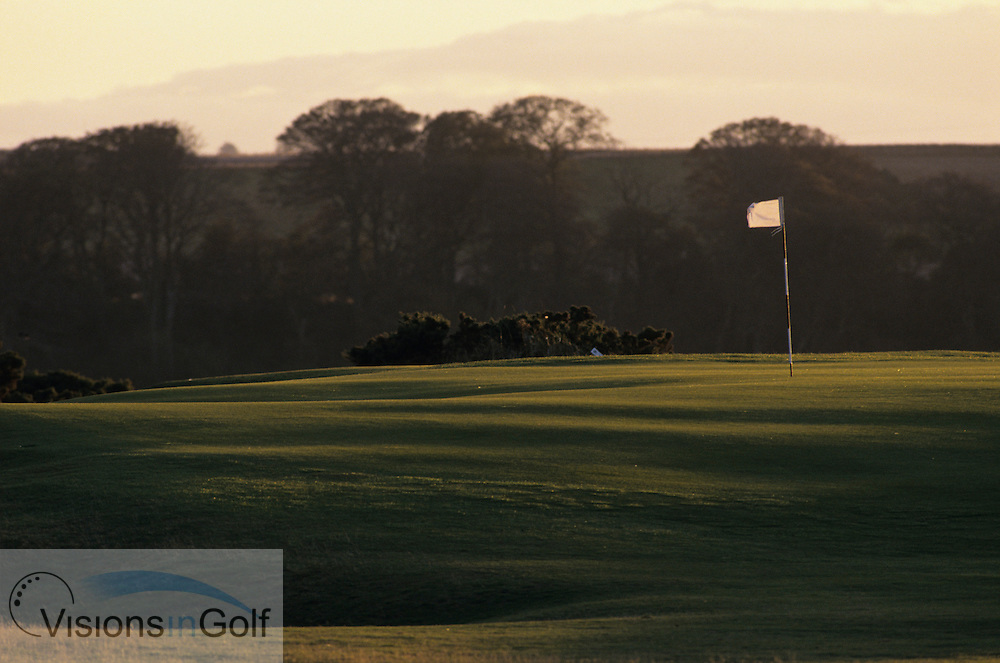 ST. ANDREWS Eden GC, Scotland, UK  - PHOTO MARK NEWCOMBE