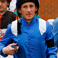 Jockey Paul Hannigan