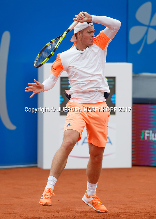 MAXIMILIAN MARTERER (GER)<br /> <br /> Tennis - BMW Open2017 -  ATP  -  MTTC Iphitos - Munich -  - Germany  - 2 May 2017.