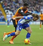 Sheffield Wednesday v Wolverhampton Wanderers 131214