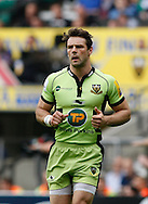 Ben Foden of Northampton during the Aviva Premiership final at Twickenham Stadium, Twickenham<br /> Picture by Andrew Tobin/Focus Images Ltd +44 7710 761829<br /> 31/05/2014