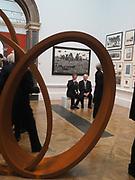 NIGEL HALL; LEN MCCOMB , Royal Academy of Arts Annual Dinner. Burlington House, Piccadilly. London. 6 June 2017