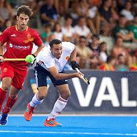 12 Spain vs England