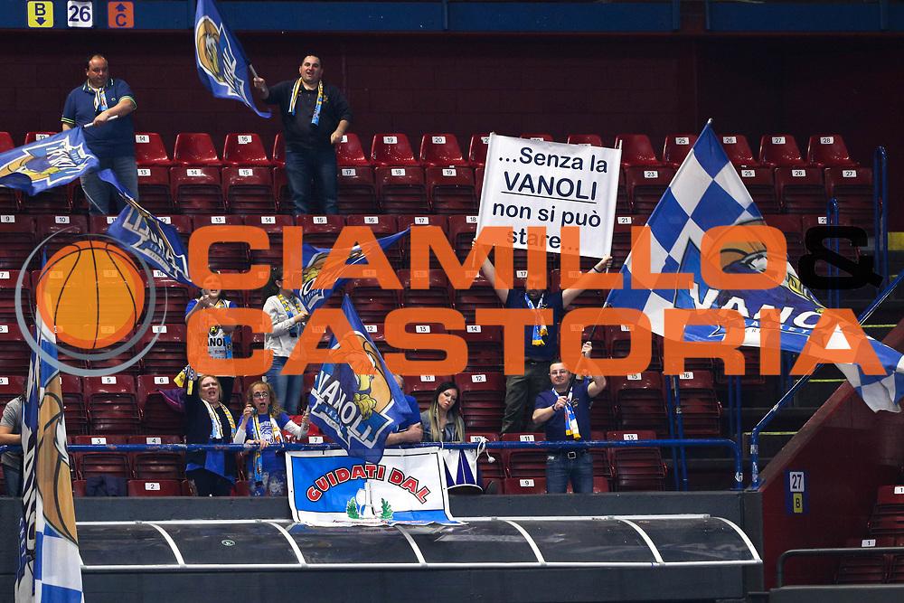 Tifosi Vanoli Cremona, EA7 Emporio Armani Milano vs Vanoli Cremona LBA Serie A 8^ giornata di ritorno stagione 2016/2017 Mediolanum Forum Assago, Milano 19/03/2017