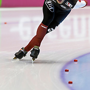 NLD/Heerenveen/20130111 - ISU Europees Kampioenschap Allround schaatsen 2013, 5000 meter heren, Konrad Niedzwiedzki
