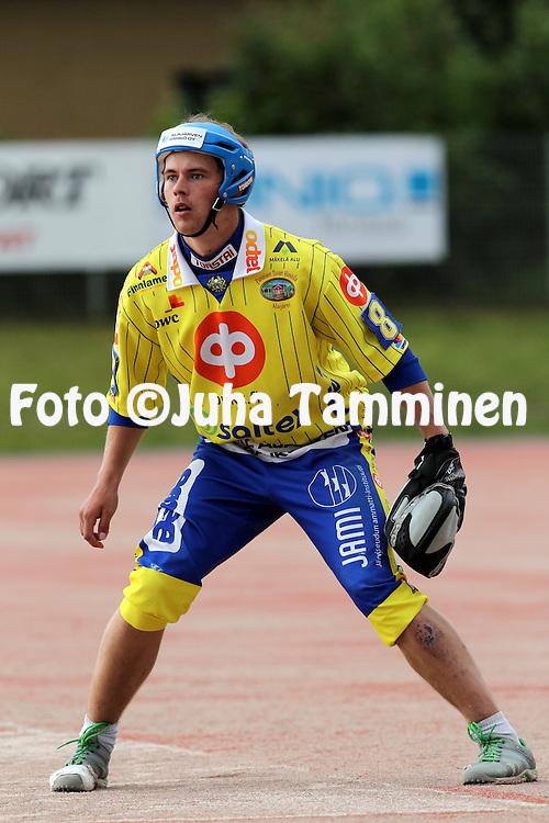 5.7.2012, Pihkala, Hyvink??..Superpesis 2012, Hyvink??n Tahko - Alaj?rven Ankkurit..Sasu Iivarinen - AA.