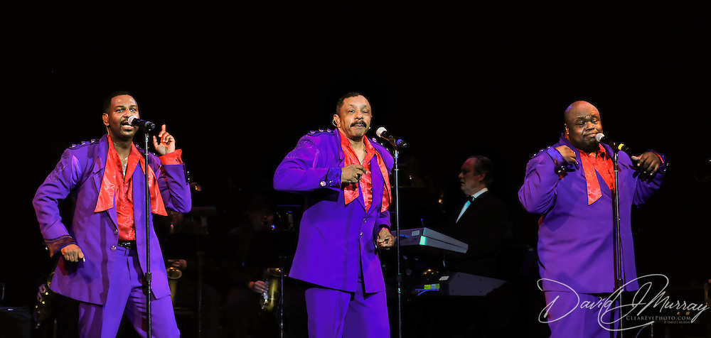 The Temptations perform at The Music Hall in Portsmouth, NH