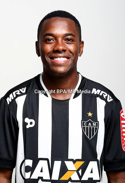 Brazilian Football League Serie A / <br /> ( Clube Atletico Mineiro ) - <br /> Robson de Souza &quot; Robinho &quot;