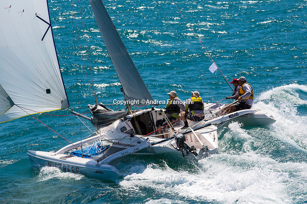 Sealink Magnetic Island Race week 2016<br /> 5/9/2016<br /> ph. Andrea Francolini<br /> MISTRESS
