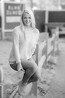 Sophia senior portrait session at Meredith Bay.  ©2015 Karen Bobotas Photographer
