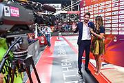 \rgc\, Gianmarco Pozzecco<br /> Vanoli Cremona - Banco di Sardegna Dinamo Sassari<br /> Semifinale Zurich Connect Supercoppa LBA 2019<br /> Bari, 21/09/2019<br /> Foto L.Canu / Ciamillo-Castoria