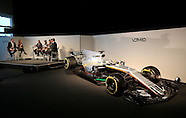Towcester - Force India 2017 Car Launch
