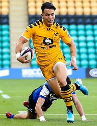 Callum Sirker of Wasps - Mandatory by-line: Robbie Stephenson/JMP - 13/09/2019 - RUGBY - Franklin's Gardens - Northampton, England - Bath Rugby 7s v Wasps 7s - Premiership Rugby 7s