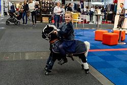 ANDERSEN BACHMANN Daniel (DEN) Tochter Filippa<br /> Göteborg - Gothenburg Horse Show 2019 <br /> Longines FEI Jumping World Cup™ Final and FEI Dressage World Cup™ Final<br /> 04. April 2019<br /> © www.sportfotos-lafrentz.de/Stefan Lafrentz