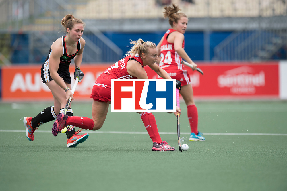 AUCKLAND - Sentinel Hockey World League final women<br /> Match id 10293<br /> 03 England v Germany <br /> Foto: Hannah Martin <br /> WORLDSPORTPICS COPYRIGHT FRANK UIJLENBROEK