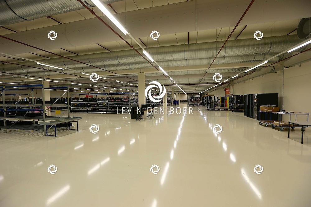 ZALTBOMMEL - De 'Grand Opening EDC Zaltbommel' in het Hitachi Centre. Met op de foto  het bedrijf van Hitachi. FOTO LEVIN DEN BOER - PERSFOTO.NU