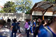 Belo Horizonte_MG, Brasil...Colegio Santa Doroteia em Belo Horizonte, Minas Gerais...Santa Doroteia school in Belo Horizonte, Minas Gerais...Foto: NIDIN SANCHES / NITRO