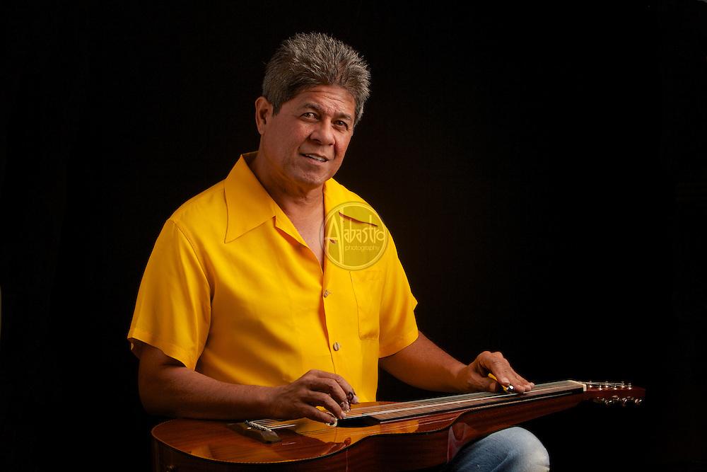 Hawaiian Steel Guitar Musician, Greg Sardinha.