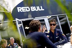 June 7, 2018 - Montreal, Canada - Motorsports: FIA Formula One World Championship 2018, Grand Prix of Canada#3 Daniel Ricciardo (AUS, Red Bull Racing) (Credit Image: © Hoch Zwei via ZUMA Wire)