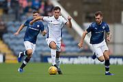 13th July 2019,  Starks Park, Kirkcaldy, Scotland; Scottish League Cup football, Raith Rovers versus Dundee; Shaun Byrne of Dundee
