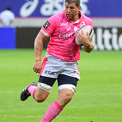 26,08,2017 Top 14 Stade Francais Paris and Lyon OU