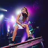 MisterWives @ The Fillmore San Francisco, 2015