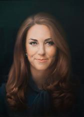 JAN 11 2013 Duchess of Cambridge - National Portrait Gallery