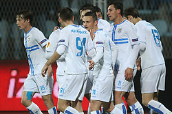 27.11.2014, Stadium Kantrida, Rijeka, CRO, UEFA EL, HNK Rijeka vs FC Standard Liege, Gruppe G, im Bild Ivan Tomecak // during the UEFA Europa Lduring the UEFA Europa League group G match between HNK Rijeka and FC Standard Liege at the Stadium Kantrida in Rijeka, Croatia on 2014/11/27. EXPA Pictures © 2014, PhotoCredit: EXPA/ Pixsell/ Nel Pavletic<br /> <br /> *****ATTENTION - for AUT, SLO, SUI, SWE, ITA, FRA only*****