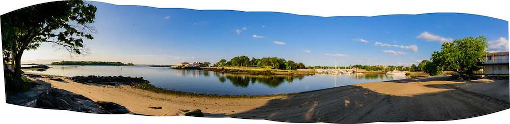New Rochelle Harbor, Long Island Sound,  New Rochelle, NY