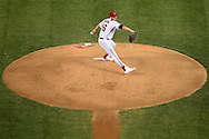 PHOENIX, ARIZONA - APRIL 27:  Patrick Corbin #46 of the Arizona Diamondbacks delivers a pitch in the fourth inning against the St. Louis Cardinals at Chase Field on April 27, 2016 in Phoenix, Arizona.  (Photo by Jennifer Stewart/Getty Images)