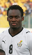 Michael Essien. Ghana V Morocco. African Cup of Nations 2008. Ohene Djan Stadium. Accra. Ghana. West Africa..28th January 2008..©Picture Zute Lightfoot.   www.lightfootphoto.co.uk