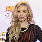 WASHINGTON, DC - December 15th, 2014 - Iggy Azalea walks the red carpet during HOT 99.5's Jingle Ball 2014 at the Verizon Center in Washington, D.C. (Photo By Kyle Gustafson / For The Washington Post)