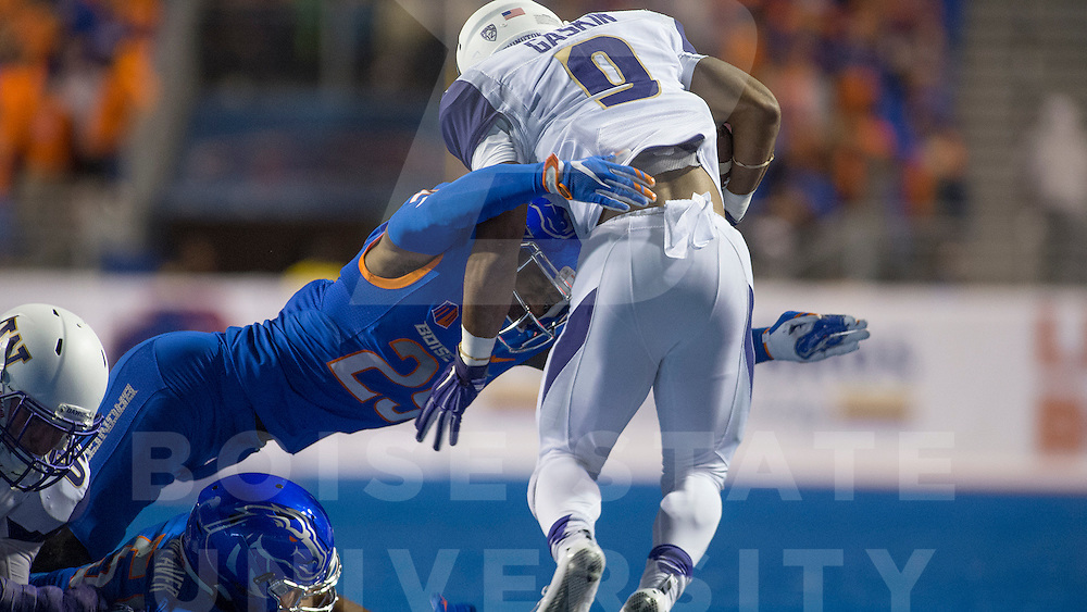 Boise State Football vs. Washington, Albertsons Stadium, John Kelly photo