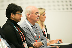 Australian Dental Association - 37th Australian Dental Congress 2017<br /> May 19, 2017: Melbourne Convention &amp; Exhibition Centre, Melbourne, Queensland (QLD), Australia. Credit: James T / Event Photos Australia