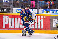2020-01-17 | Rauma, Finland : Lukko (27) Ponthus Westerholm during the game between Lukko-Kärpät in Kivikylän Areena ( Photo by: Elmeri Elo | Swe Press Photo )