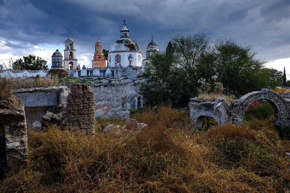Sanctuary of Atotonilco, Mexico.