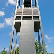Netherlands Carillon near the Marine Corps (Iwo Jima) Memorial, Arlington, VA Editorial use only.