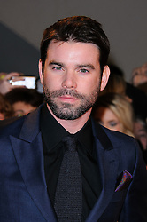 Dave Berry at the National Television Awards held in London on Wednesday, 25th January 2012. Photo by: i-Images
