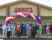 Shoney's West Ribbon Cutting with CEO David Davoudpour, West Memphis Arkansas.