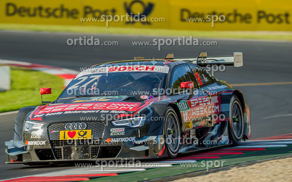21.05.2016, Red Bull Ring, Spielberg, AUT, DTM Red Bull Ring, Rennen, im Bild Adrien Tambay (FRA, Audi RS 5 DTM) // during the DTM Championships 2016 at the Red Bull Ring in Spielberg, Austria, 2016/05/21, EXPA Pictures © 2016, PhotoCredit: EXPA/ Dominik Angerer